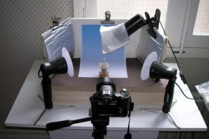 Making a photo studio